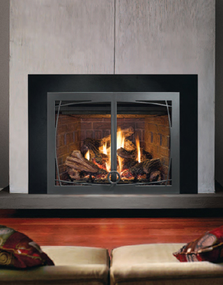 Gas Fireplace Inserts Adams Stove Company Gas Fireplace