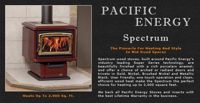 Pacific energy super 27 gas manuals.