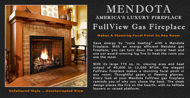 Mendota Full View Gas Fireplace Adams Stove Company Wood Stoves In Western M Pellet Machusetts The