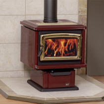 Pacific Energy Summit Wood Stove